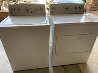 Oversized washer and gas dryer. Selling because we combine households and have two sets now. Works great Lake Elsinore, 92532