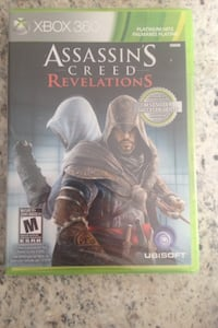 Assassin's Creed Revelations Xbox 360 Brand New In Package