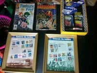 assorted nascar card collection and comics $ stamp Mills River, 28759