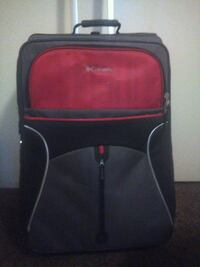 red and black softside luggage Bakersfield, 93308