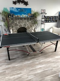 Ping pong table by stiga