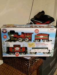 black and red train toy Suitland-Silver Hill, 20746