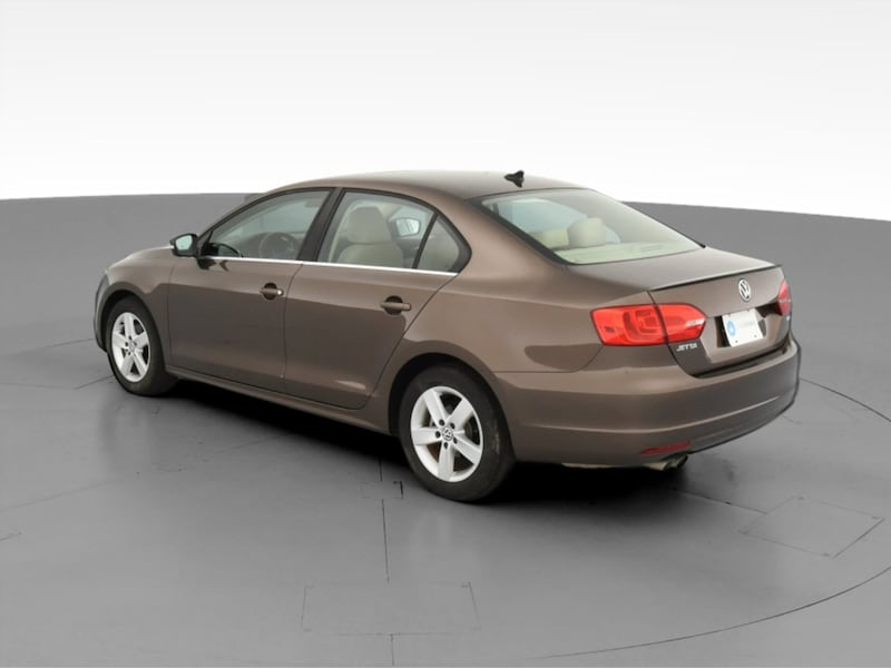 2013 VW Volkswagen Jetta sedan 2.0L TDI Sedan 4D Brown  1fa0bf98-35b4-4464-9949-87595f6bcb1f