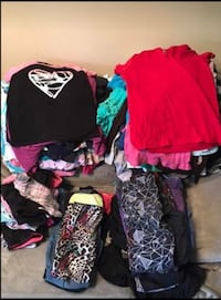 Girls clothing, almost 100 pieces, size M-XL Palm Coast