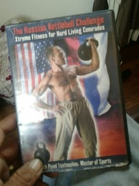 The Russian Kettlebell Challenge movie cas