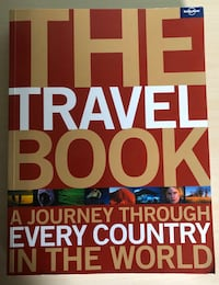 The Travel Book: A Journey Through Every Country in the World Upper Marlboro, 20774