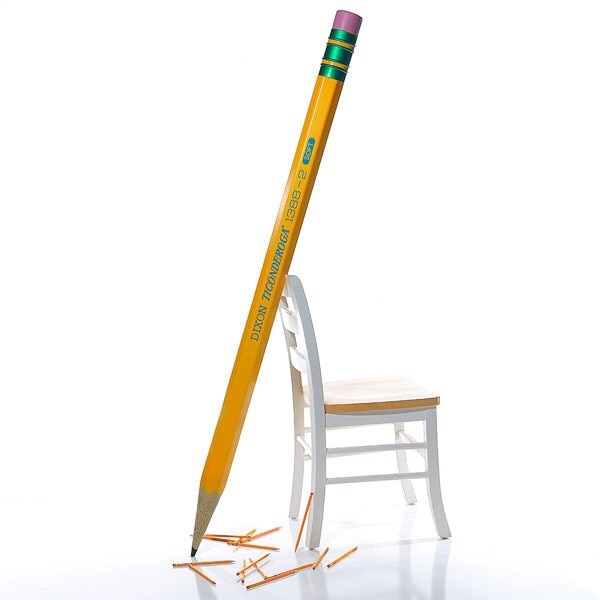 Giant 5 Foot Pencil