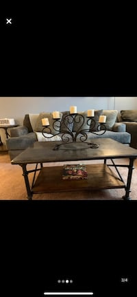 Stone Coffee table and Side table Towson, 21204