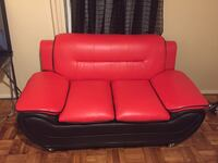 COMMERCIAL For sale THE RED COUCH is great for design New York