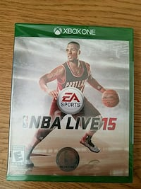 NBA Live 15 (never opened) Dearborn Heights, 48125