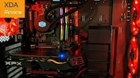 Mid Range RGB Gaming PC and Workstation (read specs)   Potomac