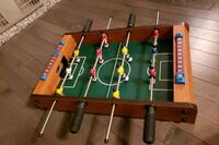 Classic table top foosball/soccer game Edmonton, T6W 1Z3