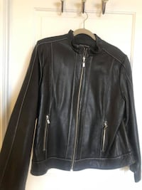 Ladies Calf Skin Leather Jacket XL  Pickering, L1X