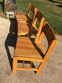 50 wooden chairs each $15 Lawrenceville, 30046