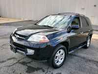 2002 Acura MDX Touring Package Laurel