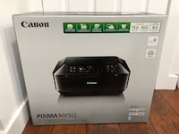 (BNIB)Canon wireless disc printer $120 (pickup only)