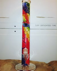 18inch infinity glass tobacco  bong Winnipeg, R3X