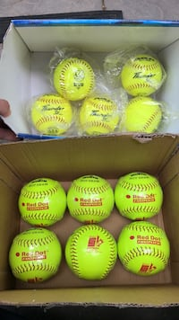 Fastpitch New Softballs in Wrapper Brampton, L6Y 1G9