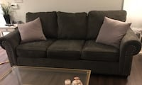 Charcoal Grey Couch Rockville, 20852