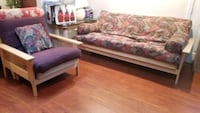 1 FUTON AND CHAIR BUT 2 COMFORTABLE BEDS ( SEE PIC Gaithersburg, 20879