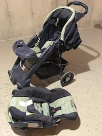 Graco Sroller with carry seat