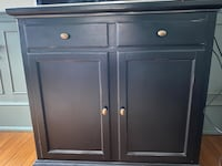 Pottery Barn hutch for sale