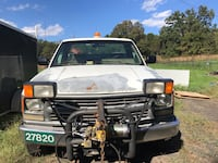 GMC - 1994 Diesel Snow Plow Service Body Gainesville