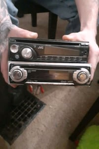 Jvc radio eclipse is the other one 15 a piece or 25 for both Cincinnati, 45214