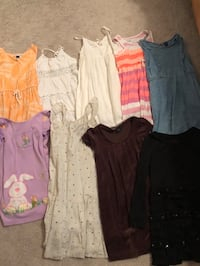 Girls children clothes 4t lot Georgetown, L7G 6M7