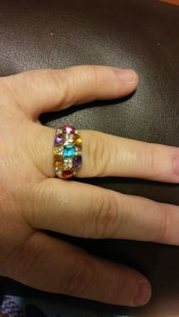 Fashion multicolored ring Fredericksburg, 22407