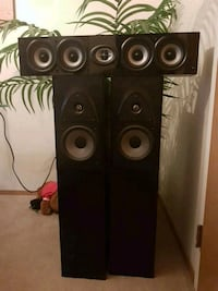 Mirage and soundstage speakers Winnipeg, R3X 1C6