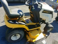 yellow and black Cub Cadet riding mower Harpers Ferry, 25425