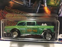 Hot Wheels Drag Strip Demons 55 Chevy Gasser new in the package  San Antonio, 78229