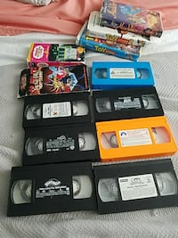 Kids VHS lot young children's  Troy, 12182