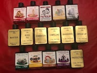 Hoodoo Oils 16 Piece Lot