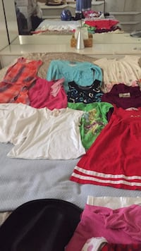 Amazing clothes for girl 5 to 10 years