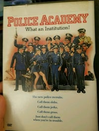 Police Academy poster Urbandale