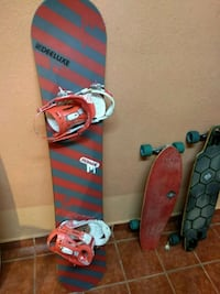 Tabla snowboard Vacarisses, 08233