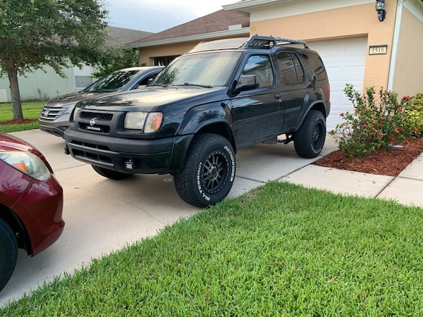 2001 Nissan Xterra(READ DESCRIPTION) 9f01d8a4-a7e5-4193-a138-159e56d64e33