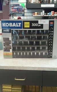 Kobalt 300pc set 204457-1