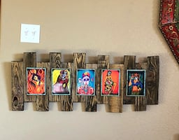 Awesome photo displays. Great Christmas gift ideas.