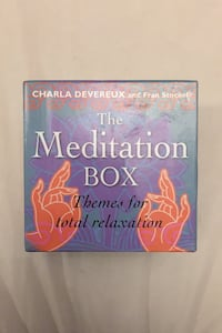 The Meditation Box - Themes for Total Relaxation by Charla Devereux