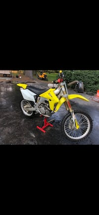 08 Rmz 450 great bike no time to ride anymore
