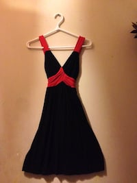 Teen black and red dress!! Winnipeg, R3J 1M2