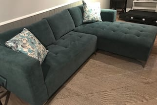 Perfect Sectional Couch
