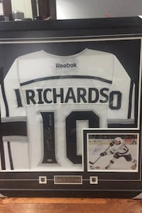 Mike Richards signed Jersey  Richmond Hill, L4C 6N3