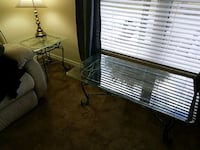 COFFEE TABLE and Two End Tables (Glass) Cape Coral, 33909