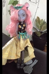 Monster High doll ny  غوتنبرغ, 417 07