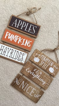 Fall Wall Decor Stallings, 28104