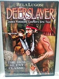 Deerslayer dvd Baltimore